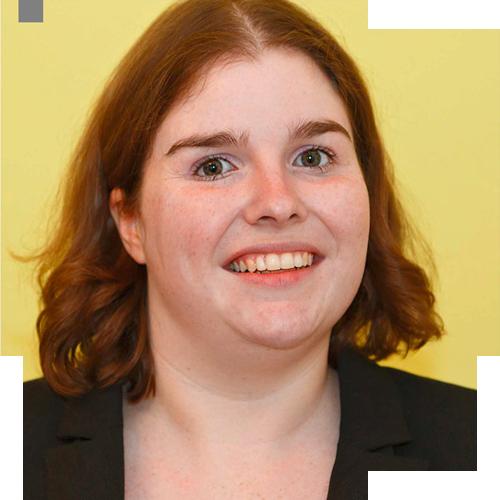 Jennifer Rombach arbeitet als Logopädin in der Praxis Jülicher Sprachinsel